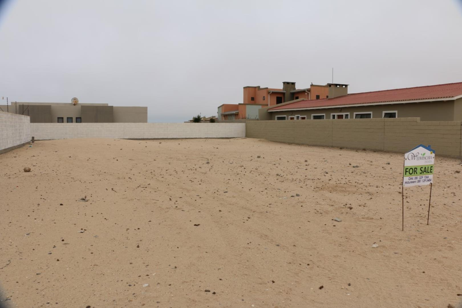 Vacant Land for Sale in Ocean View, Swakopmund - Erongo