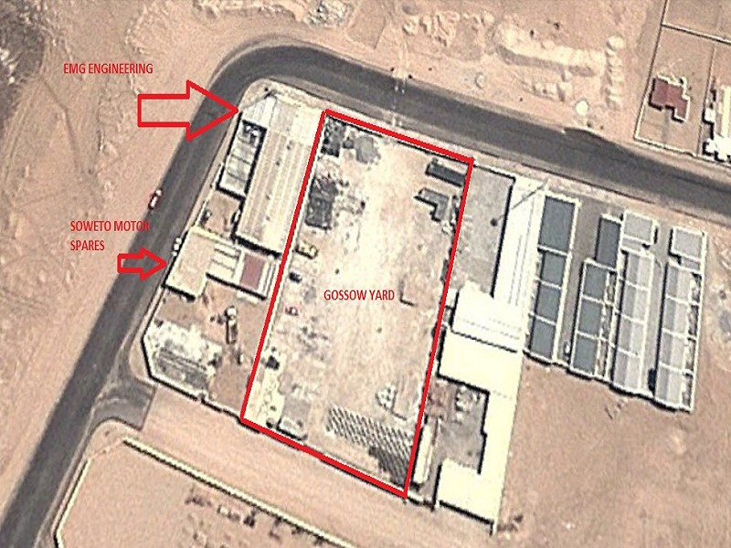 Industrial Property for Sale in Narraville, Walvis Bay - Erongo